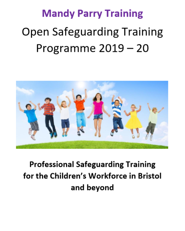 But exactly what Safeguarding training do I need to do?